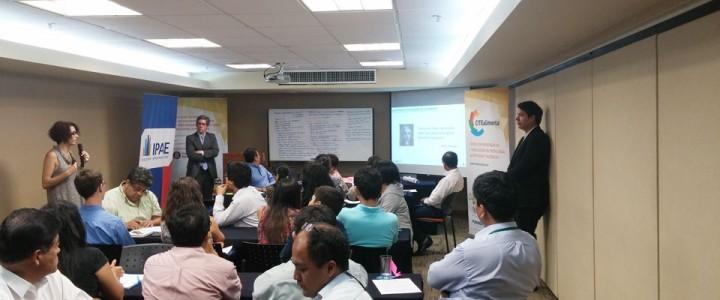 Taller de Herramientas para la Innovación para empresas del sector agroalimentario del Perú