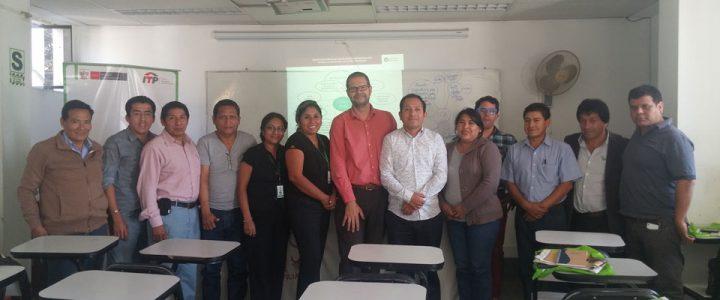 Culmina con éxito el proyecto de innovación del sector agroalimentario en el Perú